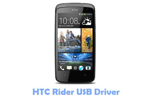 Download HTC Rider USB Driver