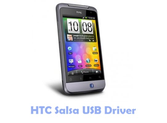 Download HTC Salsa USB Driver