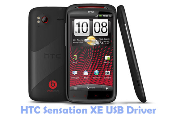 Download HTC Sensation XE USB Driver