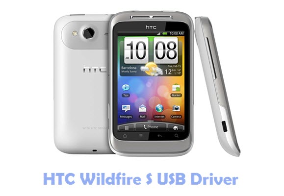 HTC Wildfire S USB Driver