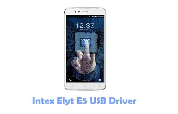 Download Intex Elyt E5 USB Driver