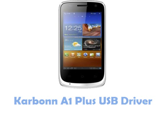 Download Karbonn A1 Plus USB Driver
