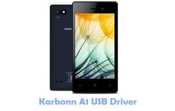 Download Karbonn A1 USB Driver