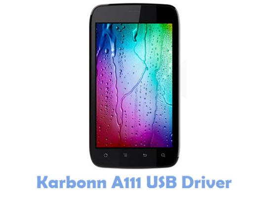 Download Karbonn A111 USB Driver