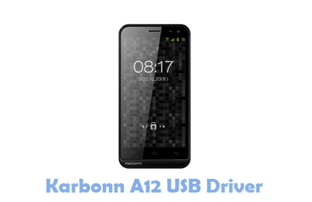 Download Karbonn A12 USB Driver
