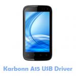 Karbonn A15 USB Driver