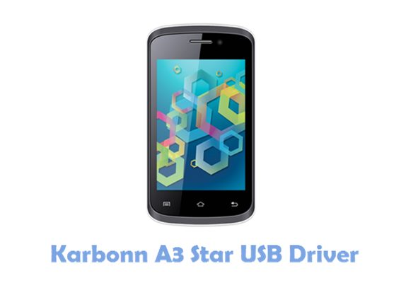 Download Karbonn A3 Star USB Driver
