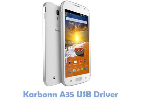 Download Karbonn A35 USB Driver