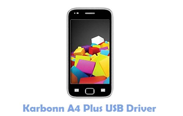Download Karbonn A4 Plus USB Driver