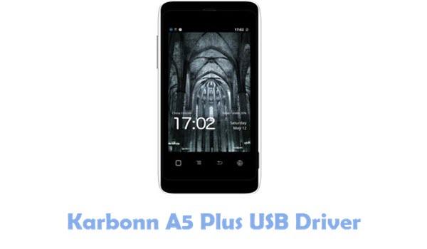 Download Karbonn A5 Plus USB Driver