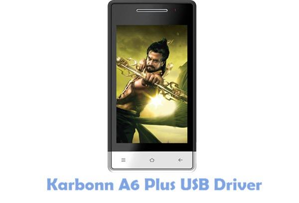Download Karbonn A6 Plus USB Driver