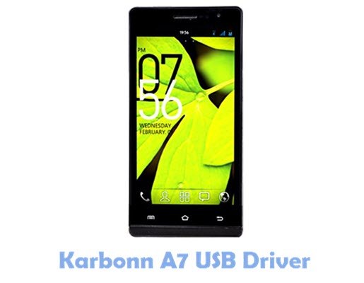Download Karbonn A7 USB Driver
