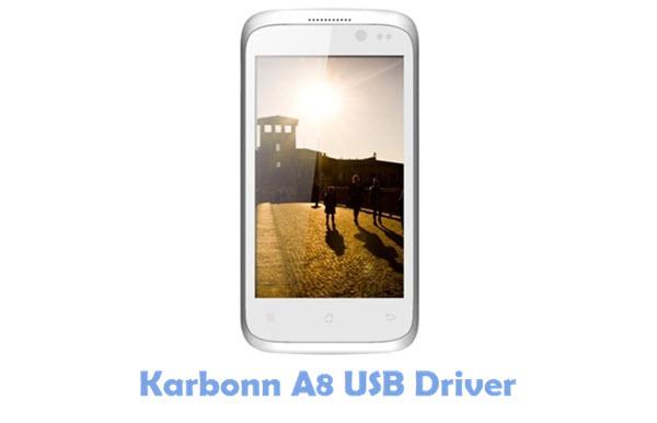 Download Karbonn A8 USB Driver