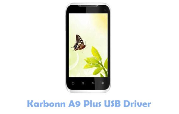 Download Karbonn A9 Plus USB Driver