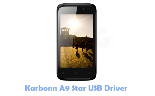 Karbonn A9 Star USB Driver