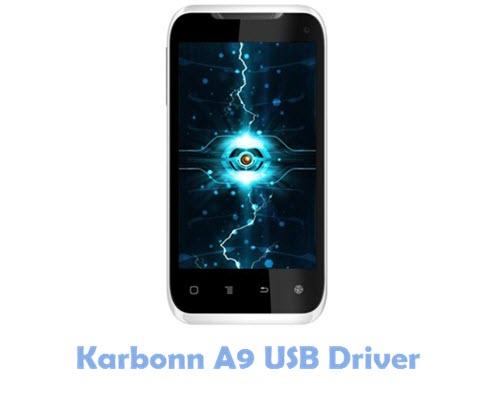 Download Karbonn A9 USB Driver