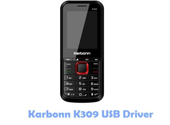 Download Karbonn K309 USB Driver
