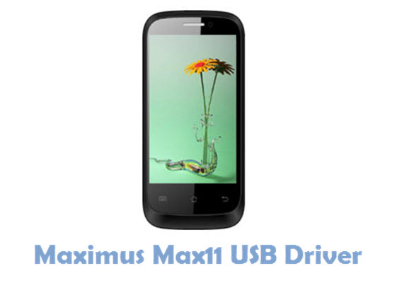 Download Maximus Max11 USB Driver