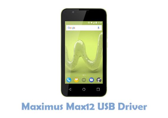 Download Maximus Max12 USB Driver