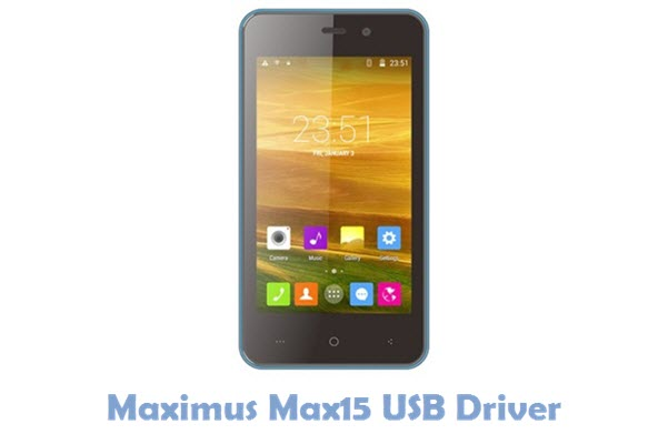 Download Maximus Max15 USB Driver