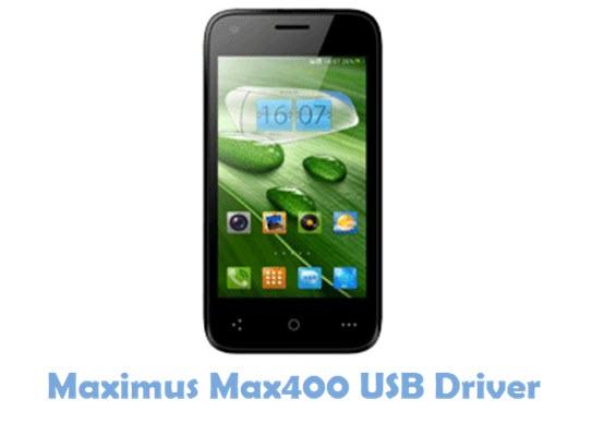 Download Maximus Max400 USB Driver