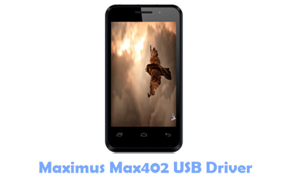 Download Maximus Max402 USB Driver