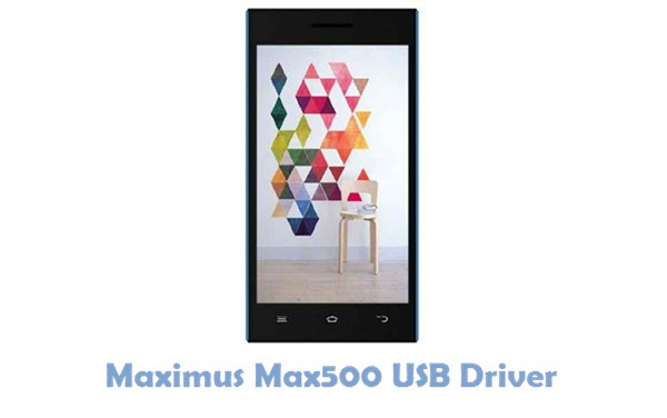 Download Maximus Max500 USB Driver