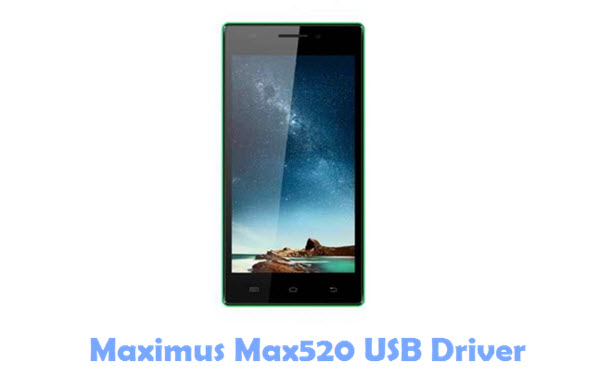 Download Maximus Max520 USB Driver