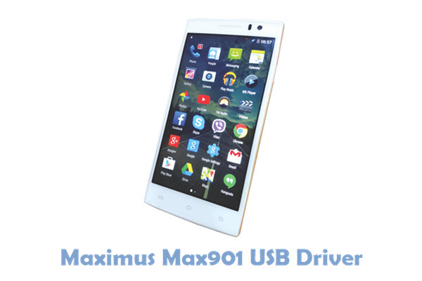 Download Maximus Max901 USB Driver