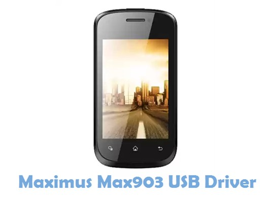 Download Maximus Max903 USB Driver