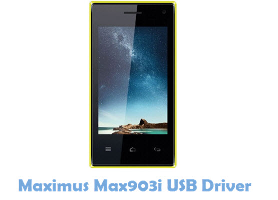 Download Maximus Max903i USB Driver
