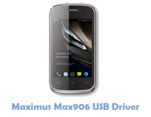 Download Maximus Max906 USB Driver