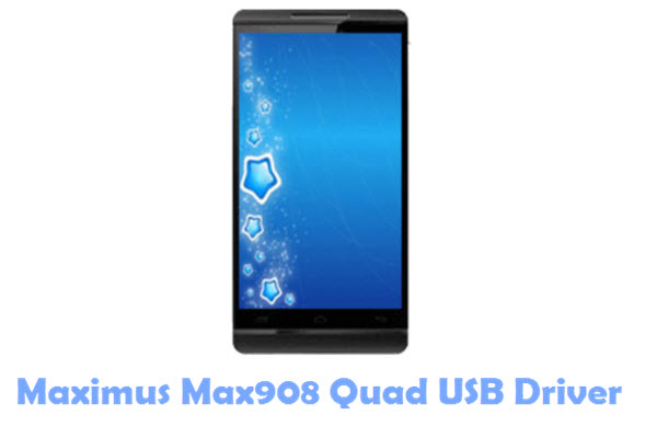 Download Maximus Max908 Quad USB Driver