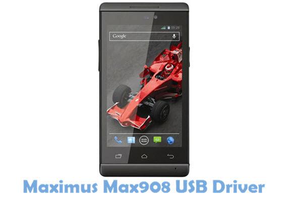 Download Maximus Max908 USB Driver