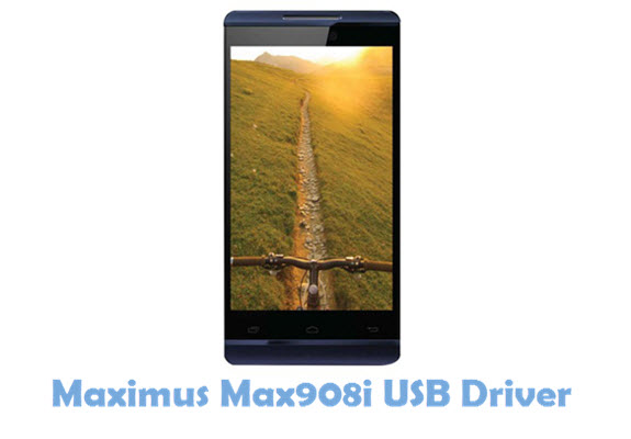 Download Maximus Max908i USB Driver