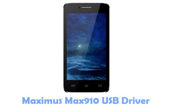 Download Maximus Max910 USB Driver