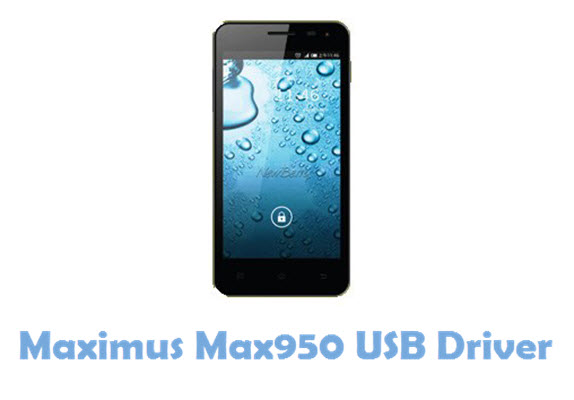 Download Maximus Max950 USB Driver