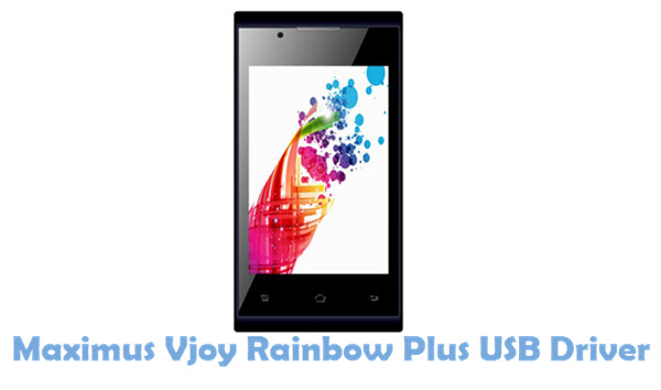 Download Maximus Vjoy Rainbow Plus USB Driver