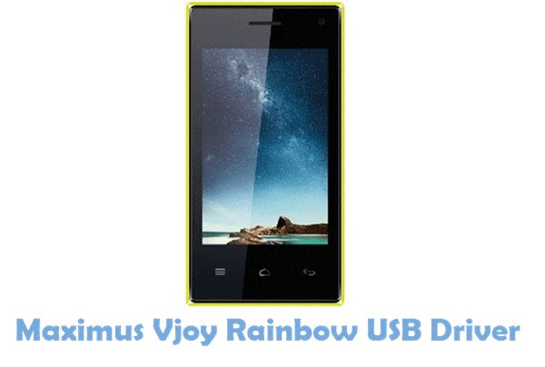 Download Maximus Vjoy Rainbow USB Driver