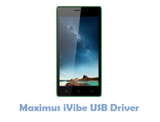 Download Maximus iVibe USB Driver