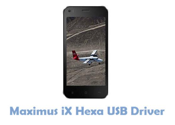Download Maximus iX Hexa USB Driver