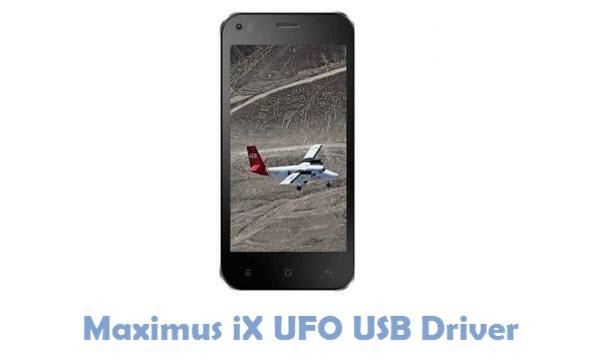 Maximus iX UFO USB Driver