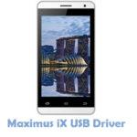 Maximus iX USB Driver