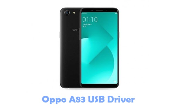 Download Oppo A83 USB Driver