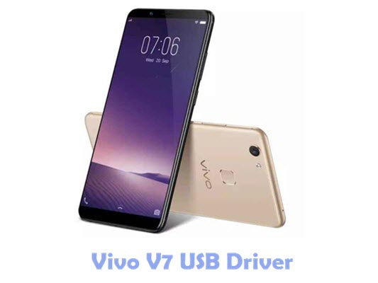 Download Vivo V7 USB Driver