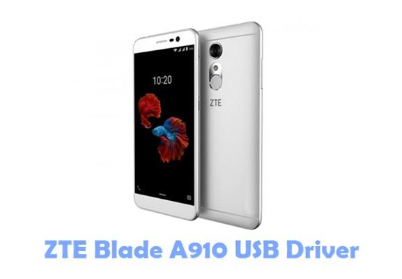 Download ZTE Blade A910 USB Driver
