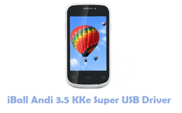Download iBall Andi 3.5 KKe Super USB Driver