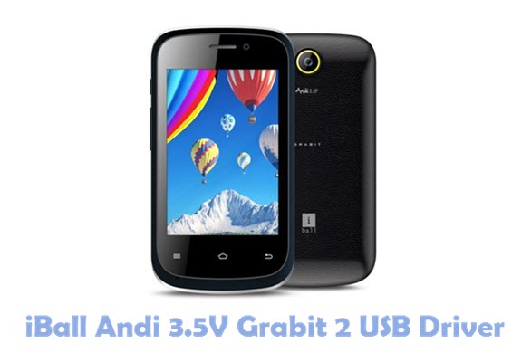 Download iBall Andi 3.5V Grabit 2 USB Driver