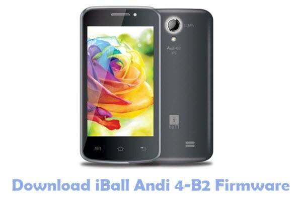 Download iBall Andi 4-B2 USB Driver