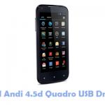 iBall Andi 4.5d Quadro USB Driver